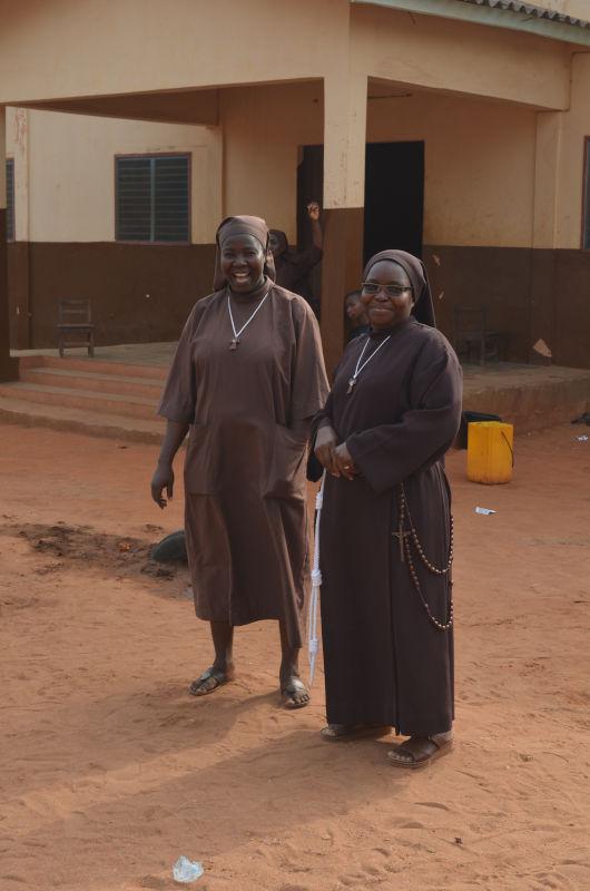 Ordensschwestern