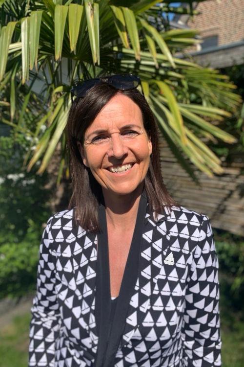 Silke Ernst Mitglied des Kuratoriums der Stiftung Kinder für Benin
