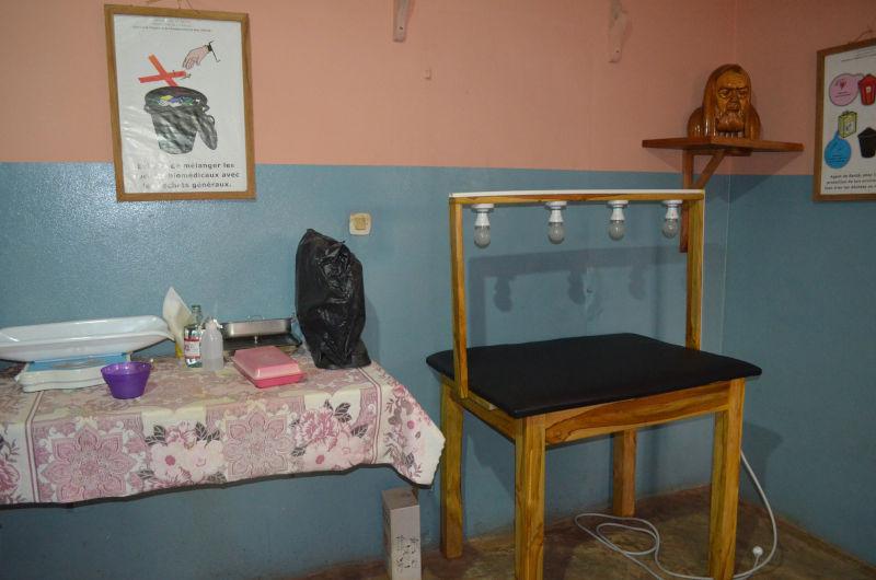 Kinderstation im Krankenhaus